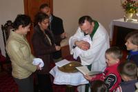 Chrzty i konfirmacje