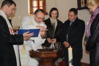 Chrzest Antonii Jerzak