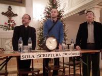 Sola Scriptura 2012/2013 i wycieczka do Torunia